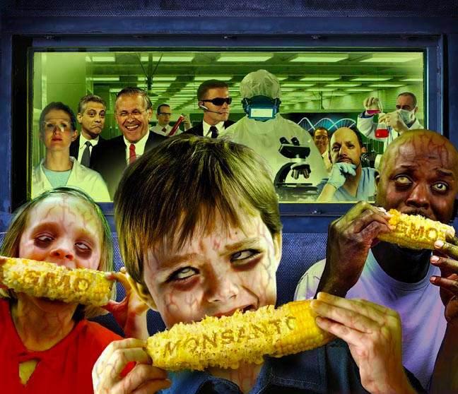 Фото. США и ГМО