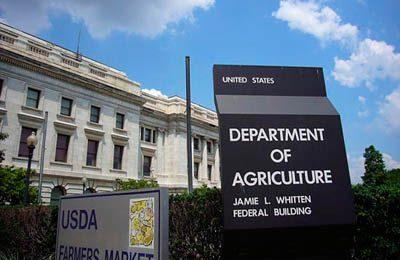 Здание USDA и ГМО