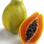 Фото. ГМО папайя