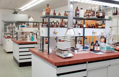 Фото. Лаборатория ГМО