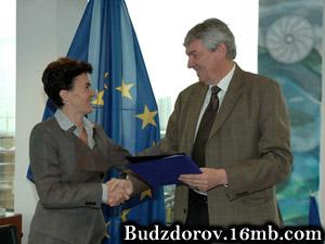 Подписание Соглашения о сотрудничестве между JRC и EFSA