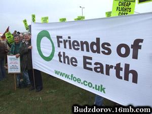 Противники ГМО - «Друзья Земли» (Friends of the Earth)