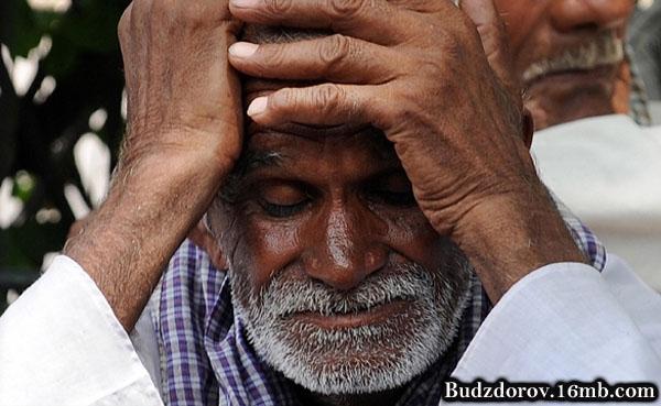 Индийский фермер задумался над ГМО