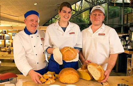 Фото. Английские пекари