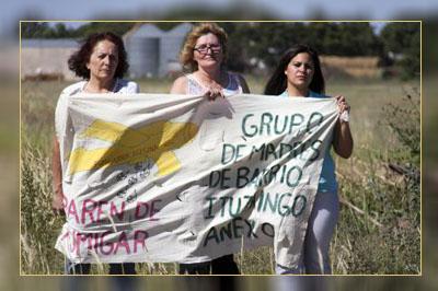 Фото. Аргентинские женщины против гербицидов