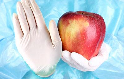 Фото. Стоп, нужна маркировка ГМО