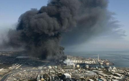 Фото. Авария на Фукусиме