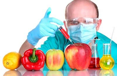 Фото. Исследования ГМО