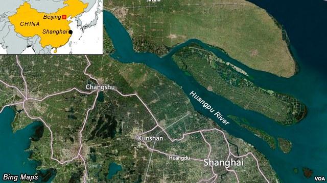Фото. Китайские реки