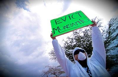 Фото. Марш против Монсанто
