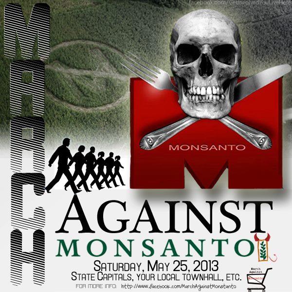 Фото. Плакат призывающий к проведению маршей