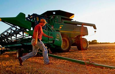 Фото. ГМО уходит из Европы