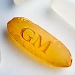 Фото. Зерно золотого риса