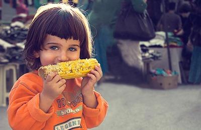 Фото. Мексика запрещает кукурузу