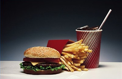 Фото. Основная еда Макдональдс
