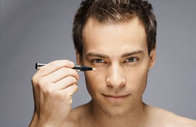 Если мужчина пользуется косметикой