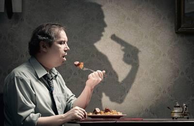 Фото. Эта еда равносильна пистолету