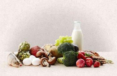 Фото. Весь набор ГМО продуктов