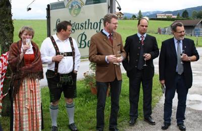 Фото. Люди из Баварии и ГМО