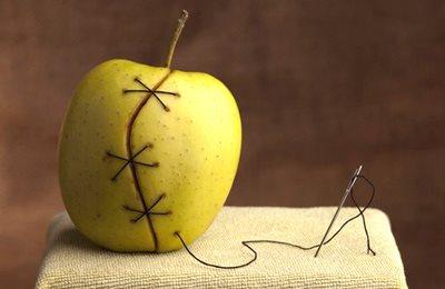 Модифицированное яблоко