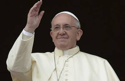 отправлено письмо Франциску