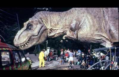 трейлер о модифицированных динозаврах