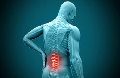 питание при повреждении спины