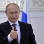 добрый Путин