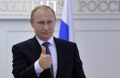 Путин и внесение изменений в закон