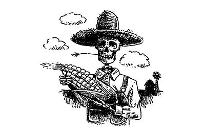 американская мечта - кукуруза