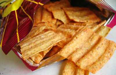 ГМО чипсы