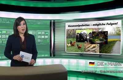 немцы говорят о последствиях генной инженерии