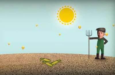 посевы в Европе