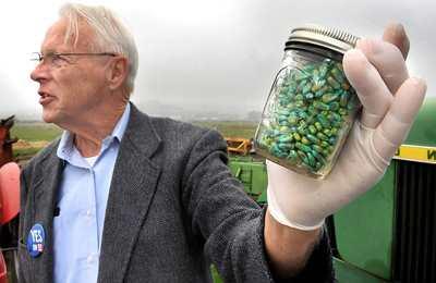 американский ученый высказывается о ГМО