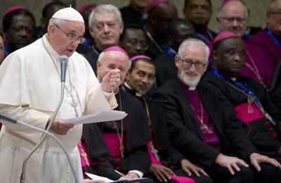 римский папа о ГМО