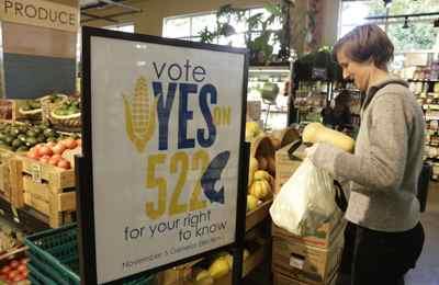 голосование в штате Вашингтон