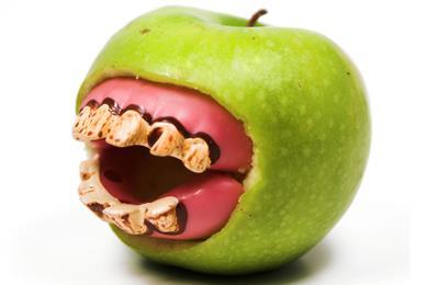 производство ГМО яблок