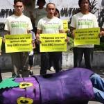 Филиппины и испытания ГМО