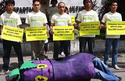 запрет ГМО на Филиппинах