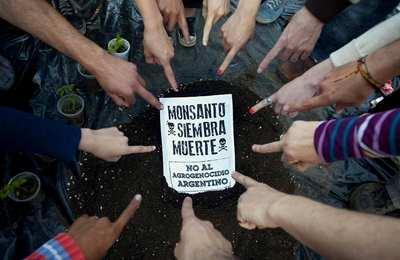 сбор роялти в Аргентине