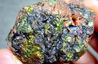 редкие минералы