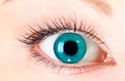 красиве глаза