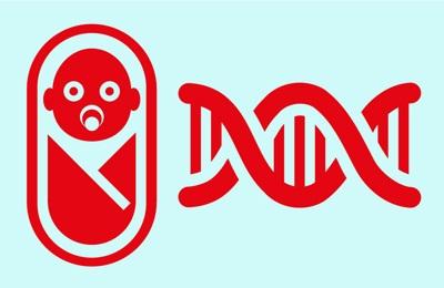 ДНК и ребенок