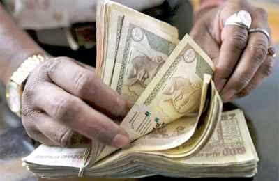 индийские деньги