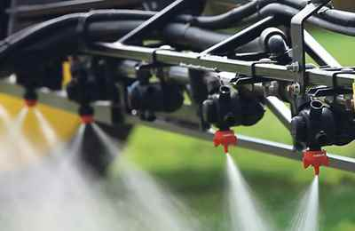 приспособление для распыления пестицидов