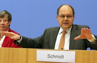 Министр сельского хозяйства Германии