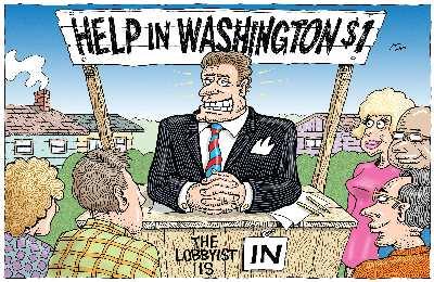 лоббист из Вашингтона
