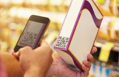 QR-код для ГМО