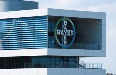 офис компании Байер