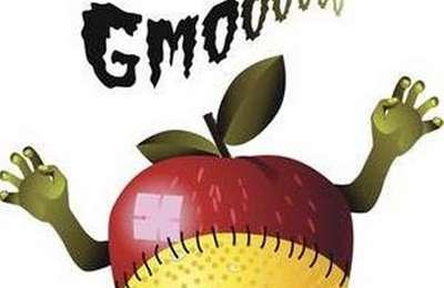 срощенное яблоко